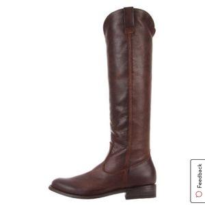 Dolce Vita 'Lujan' Genuine Leather Pullon Riding